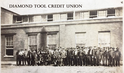 Diamond Tool Employees Credit Union Historical Duluth Minnesota Share Advantage Credit Union