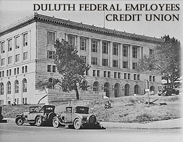 Duluth Federal Employees Credit Union New Federal Building Historical Duluth Minnesota Share Advantage Credit Union