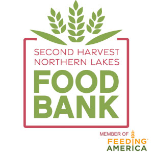 Second Harvest Northern Lakes Food Bank a Northland Charitable Cause of Duluth Minnesota Share Advantage Credit Union